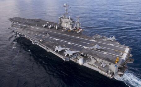 6.500 de militari urmează să se deplaseze spre estul Mării Mediterane, la bordul unor nave de război