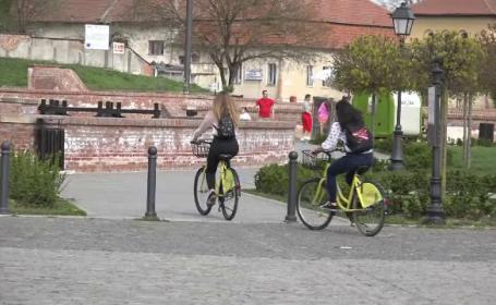 Piste pentru biciclisti
