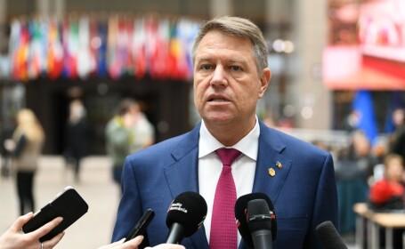 """Iohannis: """"În România nu există niciun stat paralel. Este o invenţie a pesediştilor"""""""