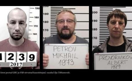 Spioni ruşi, prinşi şi închişi în Estonia. Ce informaţii voiau să obţină