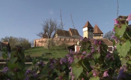 """50 de biserici fortificate din satele săsești, deschise pentru turiști: """"Transilvania nu e doar despre Dracula\"""