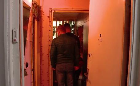 Un bărbat a fost găsit mort în apartament, după ce ar fi uitat aragazul pornit