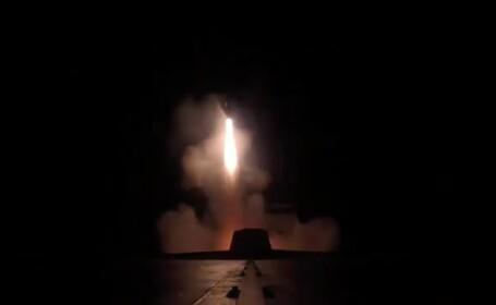 lansare racheta franceza de croaziera