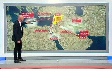 atacul din siria, analiza catalin radu tanase