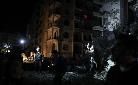 explozie in Idlib