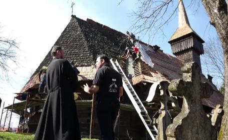 Restaurare biserici