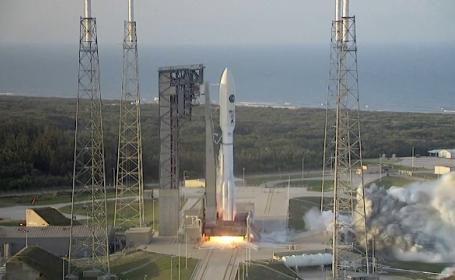 Lansare racheta