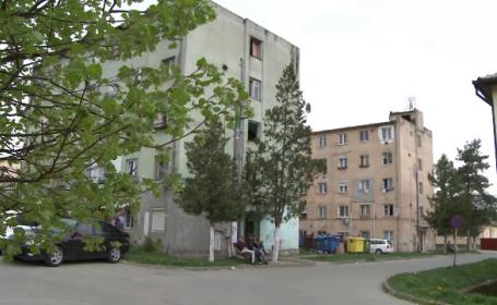 Tânăr împuşcat de 6 ori, într-un bloc din Cisnădie, pentru că a dat muzica prea tare