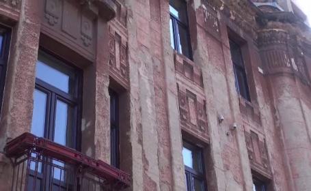 Nou regulament pentru reabilitarea faţadelor clădirilor din Capitală. Amenzi de până la 8.000 de lei