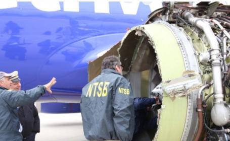 Southwest Airlines, avion, zbor, motor,