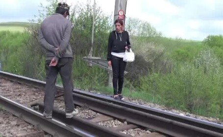 Tânăr, ucis de prieteni, care apoi au vrut să însceneze un accident feroviar