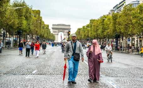 Decizia unui tribunal francez după ce o algeriancă a refuzat să dea mâna cu un funcționar