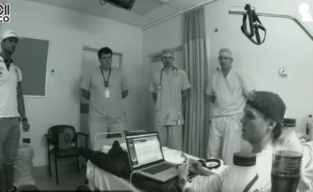 """Imagini cu Avicii pe patul de spital. """"Îți trăiești viața într-o valiză și apoi depinzi de asta"""""""