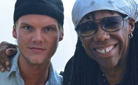 Avicii, Nile Rodgers