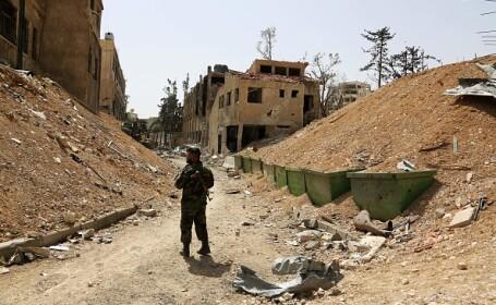Experți internaționali au ajuns cu întârziere la locul presupusului atac chimic din Siria