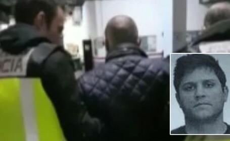 Românul care a îngrozit Spania cu un atac violent. Cum a încercat să păcălească poliția