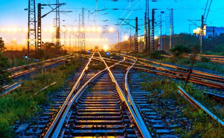 România şi Bulgaria, cele mai slabe sisteme feroviare din Europa