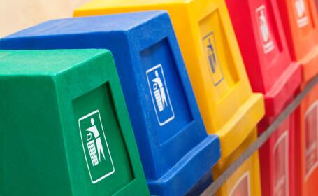 Blocurile de locuințe vor trebui dotate cu spații de colectare selectivă a deșeurilor