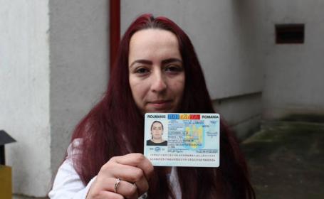 Tânăra care s-a luptat ani de zile pentru a-și obține actul de identitate a plecat din țară
