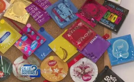 Ce nu ştiu tinerii despre prezervative. Nu se ţin în geantă sau portofel