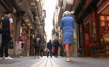 Un bărbat a atacat cu cuțitul doi turiști din Mallorca. A fost auzit vorbind în arabă