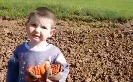 copil disparut cluj