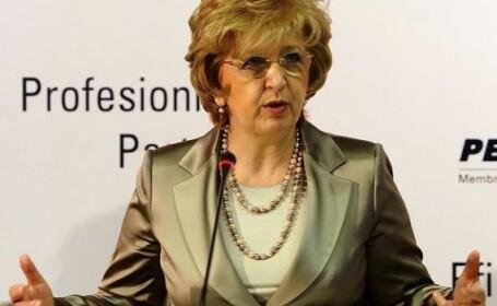 Cea mai puternică femeie din business-ul românesc predă stafeta. A condus 12 ani un gigant petrolier