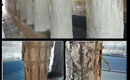 podul Constanta, varuit