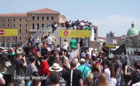 Protest la Venetia