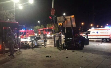 accident Cluj Napoca