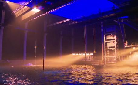 Cel mai mare studio pentru filmări acvatice din Europa