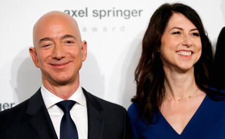 MacKenzie Bezos.