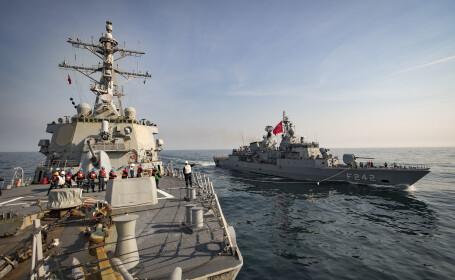 Cel mai mare exerciţiu militar din Marea Neagră, la Constanţa. NATO trimite zeci de nave