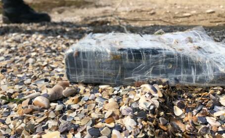droguri gasite pe plaja