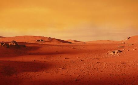 """""""Ar fi existat viață pe Marte"""". Descoperirea care ar putea prevesti un viitor sumbru"""