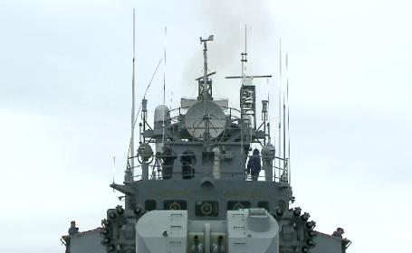 Cel mai mare exercițiu NATO din ultimi ani în Marea Neagră