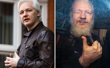 Transformarea lui Julian Assange după 7 ani de azil în Ambasada Ecuadorului