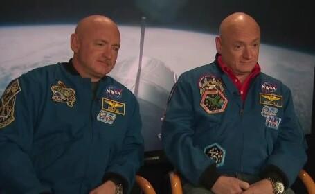 Un frate geamăn a stat un an în spațiu, iar celălalt 1 an pe Pământ. Rezultatul studiului