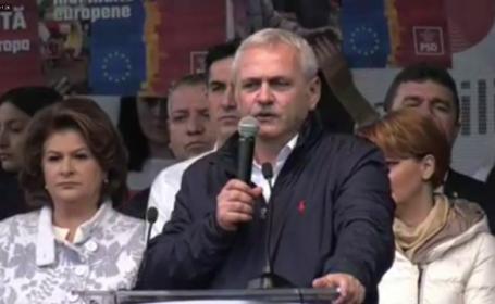 """PSD a anulat mitingul de duminică, la Focşani. """"PNL vrea o stare de nervozitate"""""""
