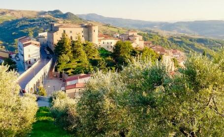 Satul italian în care poți să-ți cumperi o vilă cu un 1 dolar