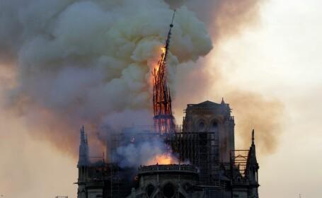 Istoria dă speranțe Catedralei Notre-Dame. Monumente renăscute din propria cenuşă