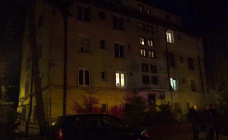 Zeci de persoane evacuate în centrul Iașiului după o alarmă falsă. Ce au aflat pompierii