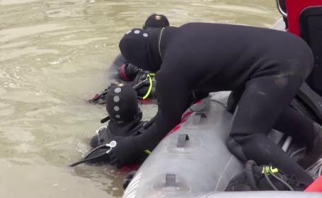 Maşini căutate de scafandri în râul Bistriţa. Cazul misterios pe care l-ar putea rezolva