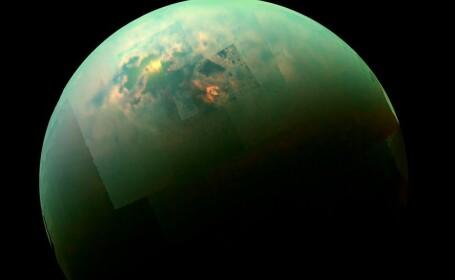 Pe Titan ar putea exista viață extraterestră. Descoperirea făcută de NASA