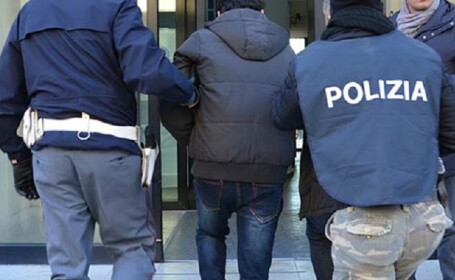 Polițist român, erou în Italia