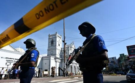 Purtarea vălului islamic, interzisă în Sri Lanka. Tatăl și doi frați ai organizatorului atacurilor, uciși
