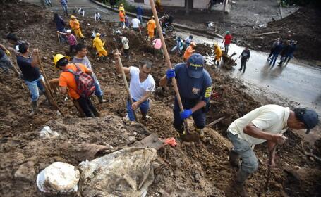 Alunecări de teren în Columbia. Au murit cel puțin 20 de persoane
