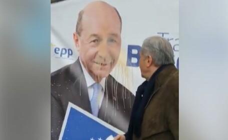 Ilie Nastase - afis Traian Basescu