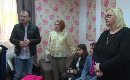 Donatie a copiilor din Targoviste