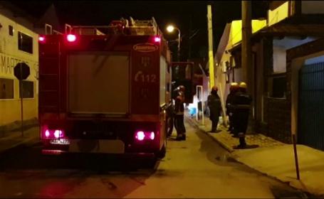 Explozie puternică în Constanţa. Cum a ajuns un bărbat din bucătărie la spital